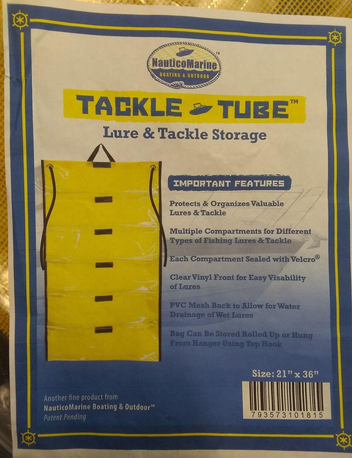 Nautico Marine TackleTube  Lure & Tackle Storage FA3  1121