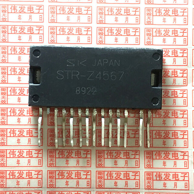 STRZ4567 Original Pulled Sanken Semi Conductor IC STR-Z4567