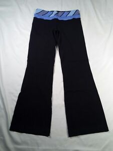 370063537e Image is loading Lululemon-Athletica-Pants-Reversible-Yoga-Athletic-Track- Pants-