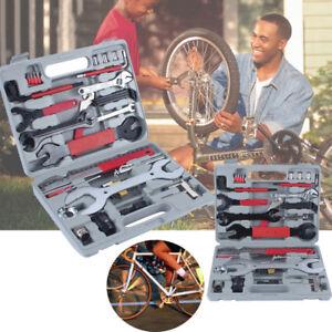 fahrrad werkzeugkoffer werkzeugtasche 44tlg satz werkzeug. Black Bedroom Furniture Sets. Home Design Ideas