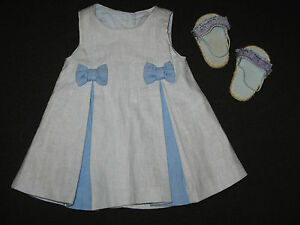 Summer Dress for American Girl Doll or other 18034 Dolls - <span itemprop='availableAtOrFrom'>West Kilbride, North Ayrshire, United Kingdom</span> - Summer Dress for American Girl Doll or other 18034 Dolls - West Kilbride, North Ayrshire, United Kingdom