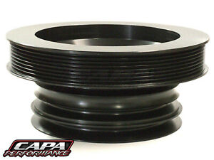 VN-VS-V8-8-Rib-Crank-Pulley-to-suit-Vortech-Supercharger-205mm-PUL-VS8C8B-CAPA