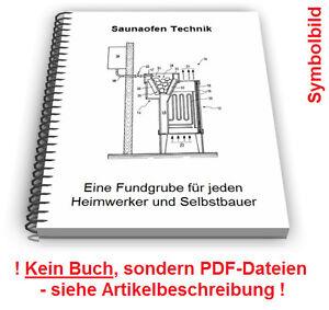 Das Bild Wird Geladen Saunaofen Selbst Bauen Sauna Ofen Technik Patente Patentschriften