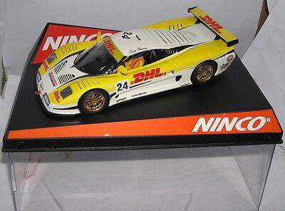 Diligente Ninco 50479 Slot Car Mosler Mt-900r #24 Dhl S.lemeret-v.rodermecker Mb Adatto Per Uomini, Donne E Bambini