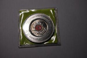 Canada-Encased-25-Cent-2004-Poppy-Encased-Collectors