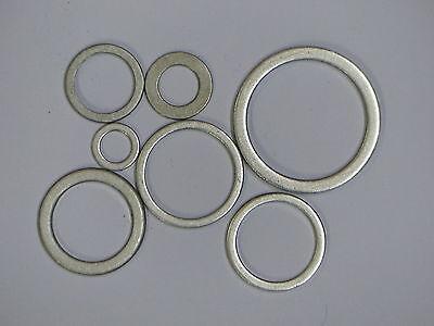 100 Stück Kupferringe Dichtringe 30x36x2 mm M 30