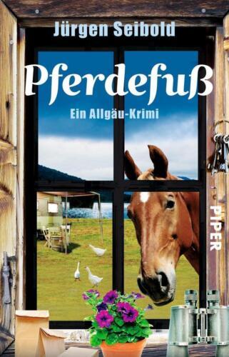 1 von 1 - Pferdefuß Jürgen Seibold