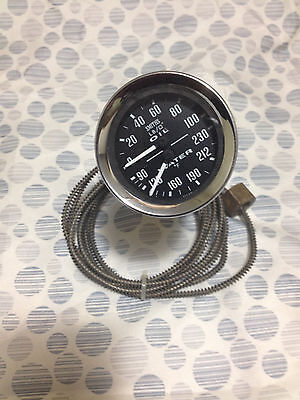 Austin Healey 3000 MGA MGB Possibly Smiths Dual Safety Gauge GD1301/04