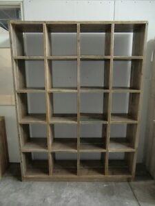 Regal bauholzmöbel bauholz ladenbau Ladeneinrichtung | eBay