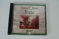 Guiseppe Verdi - Il Trovatore, Famous Operas, Brilliant Classic´s, CD (Box 63)