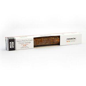 Fermin Chorizo Iberico Dry Cured Sausage, 7 oz