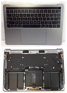 "Apple Macbook Pro 13"" A1989 2019 Space Gray Top Case ..."
