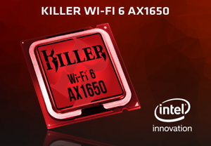 Killer-Wireless-Wi-Fi-6-AX1650-Bluetooth-5-0-WLAN-M-2-2230-Card-Adapter