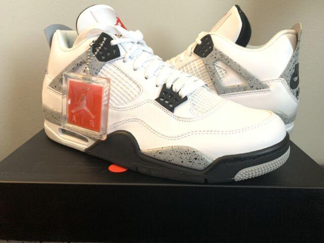 Nike Air Jordan IV 4 Retro OG Cement 2016 Deadstock With Receipt 8