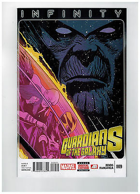 GUARDIANS OF THE GALAXY #9  1st Printing - INFINITY         / 2014 Marvel Comics