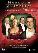 Murdoch Mysteries: A Merry Murdoch Christmas (DVD, 2016)