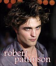 Robert Pattinson by Sarah Parvis (2009, Hardcover) Miniature Book
