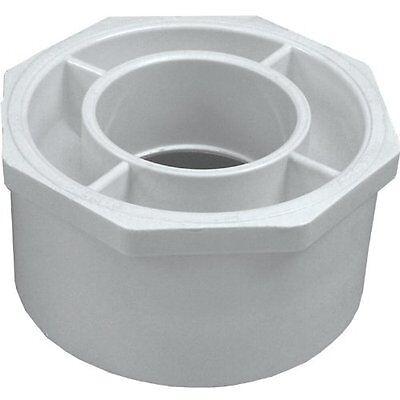 1 1//4 White Genova Products 360114 Tubing Coupling