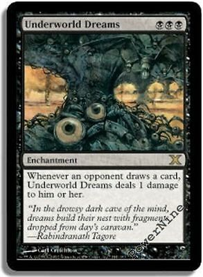1 Lord of the Pit = Black Tenth 10th Edition Mtg Magic Rare 1x x1