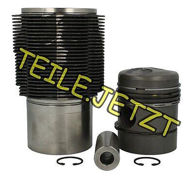 Zylindersatz Kolbensatz Kolben Zylinder DEUTZ D15 D50 Motor FL712 712 Kramer