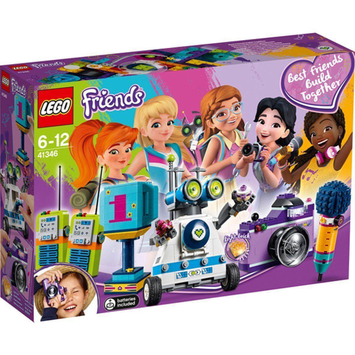 LEGO 41346 Friends Freundschafts-Box NEU OVP