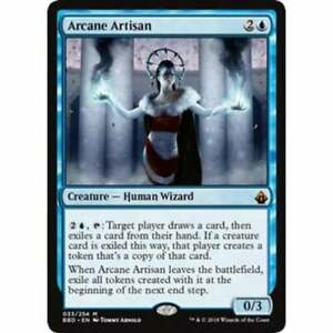 1 x MTG Arcane Artisan Battlebond NM-Mint English