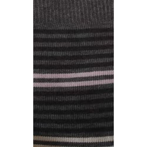 Grödo Chaussettes Femmes Avec ringelmuster 4-couleur Coton Biologique