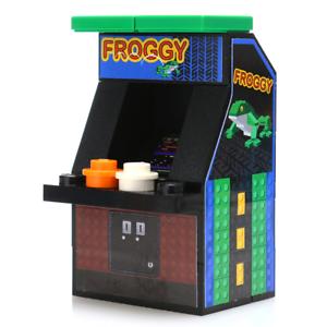 Froggy Arcade Machine Building Kit - B3 Customs