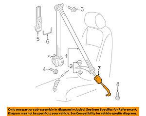 Sensational Vw Volkswagen Oem 11 16 Jetta Front Seat Belt Buckle End Left Wiring Database Denligelartorg