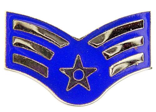 """U S Air Force Senior Airman E4 Sergeant Hat Pin 3//4/"""""""