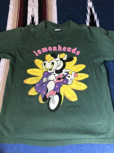 The Lemonheads Vintage Shirt Large Nirvana Pixies