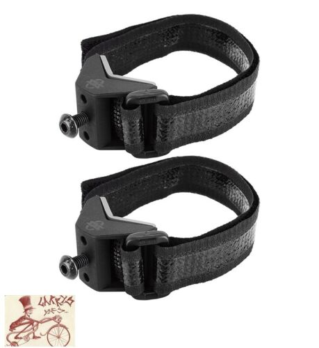SKS ANYWHERE WATER BOTTLE CAGE MOUNT--ONE PAIR