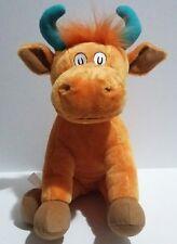 Dr Seuss Mr Brown Cow Can Moo Plush Stuffed Kohls Cares Animal Toy