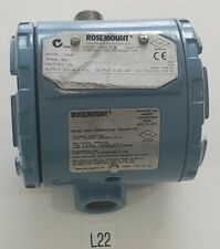 Preowned Rosemount Analytical 3144p Temperature Transmitter 42 Vdc Warranty