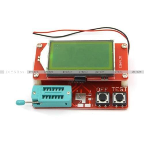 LCR-T4//T5 Transistor Testeur Diode Triode Capacitance ESR MOS inductance M328