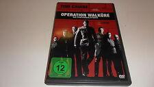 DVD  Operation Walküre - Das Stauffenberg Attentat In der Hauptrolle Tom Cruise