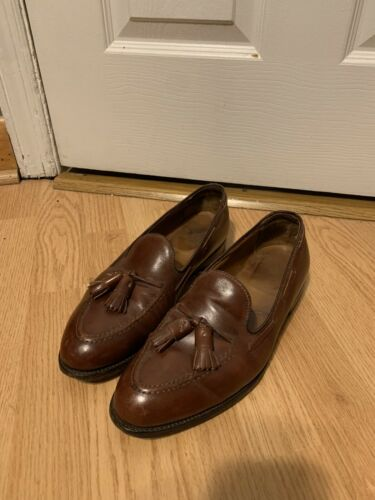 Alden Tassel Loafers Mens Size 9