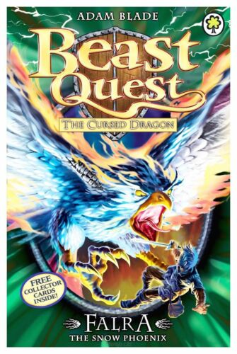 1 of 1 - Blade, Adam, Falra the Snow Phoenix: Series 14 Book 4 (Beast Quest), Very Good B