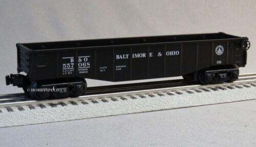LIONEL B /& O GONDOLA O GAUGE TRAIN CAR uncatalogued From 6-84456 557068 NEW