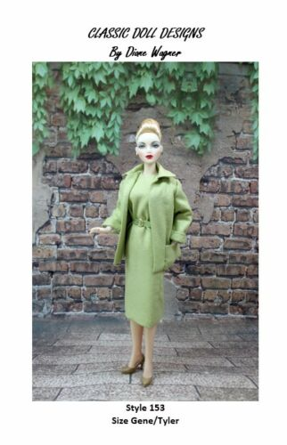 SEWING PATTERN-Style 153 Film Inspired Ensemble Gene Tyler