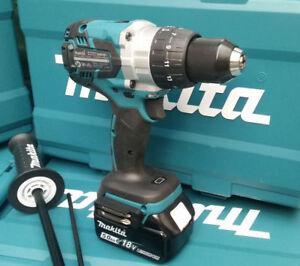 Makita-DHP481-18V-Cordless-Brushless-Hammer-Drill-driver-with-BL1850B-BATTERY