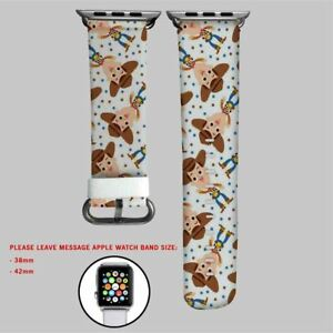 Jewelry & Watches Woody Toy Story Custom Wristwatch Bands Apple Watch Band Replacement Watches, Parts & Accessories