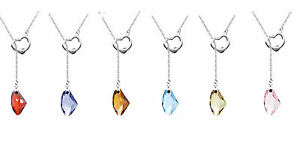 925-Sterling-Silver-Pendant-Necklace-made-with-Swarovski-Crystals