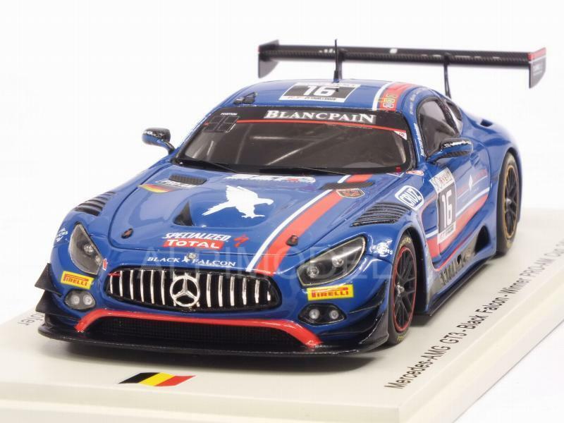 Mercedes amg gt3  Spa 2017 Morley-Toril-Kirchhofer-got 1 43 spark sb148  pas cher et de la mode
