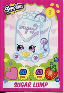 Image Is Loading Topps Shopkins Series 1 4 Trading Cards Base