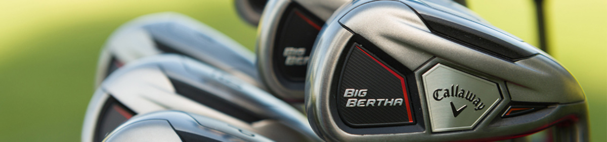 Shop Event Callaway Pre-owned BOGO Select Fairway Woods & Hybrids | Ends 11/23