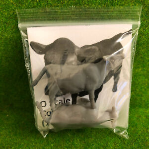 Model Raiway Farm Animals Resin Wargame Scenery 0 gauge 1//43 O Scale Sheep