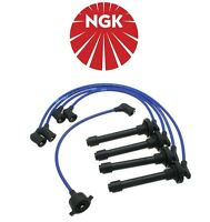 Honda Prelude 93-01 Ngk High Performance Spark Plug Wire Set With Coil Wire He65 on Sale