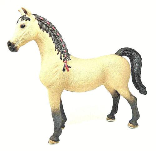 9-7-8 Schleich Sondermodell Araber Stute  Sonderbemalung Pferd