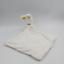 miniature 1 - Doudou lapin blanc jaune gris mouchoir SERGENT MAJOR - Lapin Mouchoir